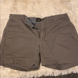 J Crew prep length shorts
